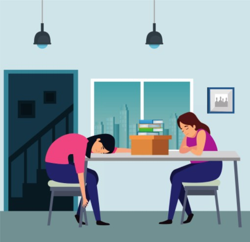 Stress retour au travail
